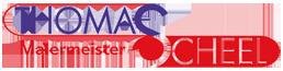 Malermeister Thomas Scheel Logo