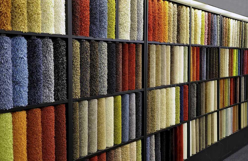 Bodenbeläge: Teppich