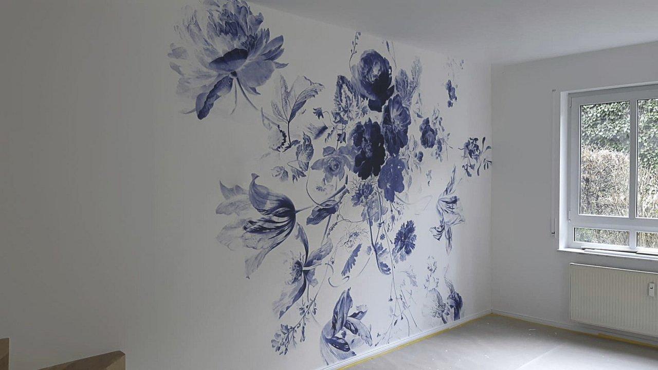 Projekt - Dekorative Wandgestaltung